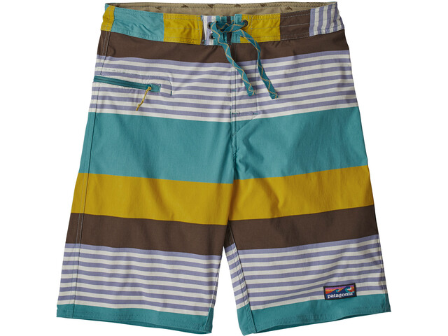 Patagonia Stretch Wavefarer Boardshorts Men fitz stripe